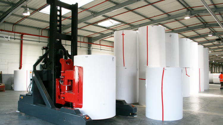 Forklift Power Management and Telematics