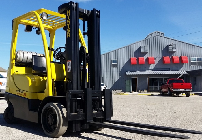 Are You Using The Right Trucks For Your Warehouse?