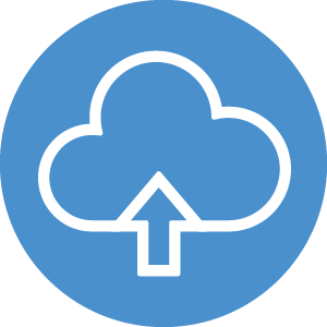 Cloud-Based Solutions Icon