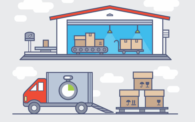 Improving the efficiency of your warehouse reduces costs and mistakes, and increases reliability and productivity.