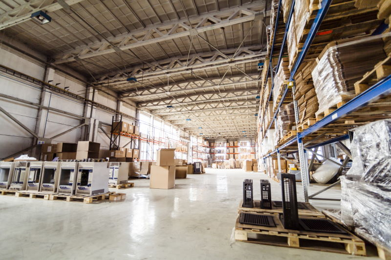 How To Create An Efficient Warehouse Layout