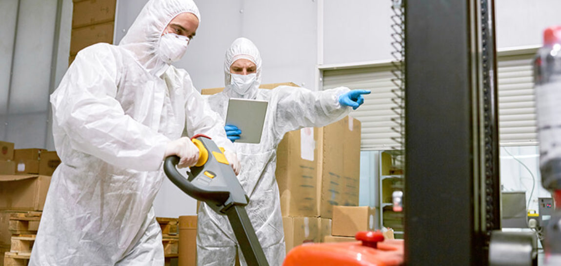 Warehouse Management Safety Tips During A Pandemic
