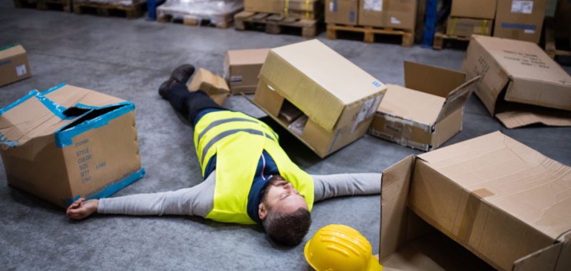 Top 10 Tips For Warehouse Safety