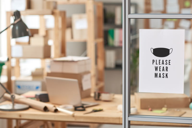 What Covid 19 Signage Should I Have In My Warehouse?
