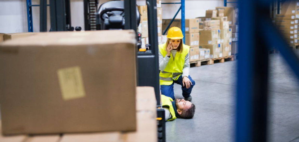 8 Tips For Preventing Warehouse Injuries
