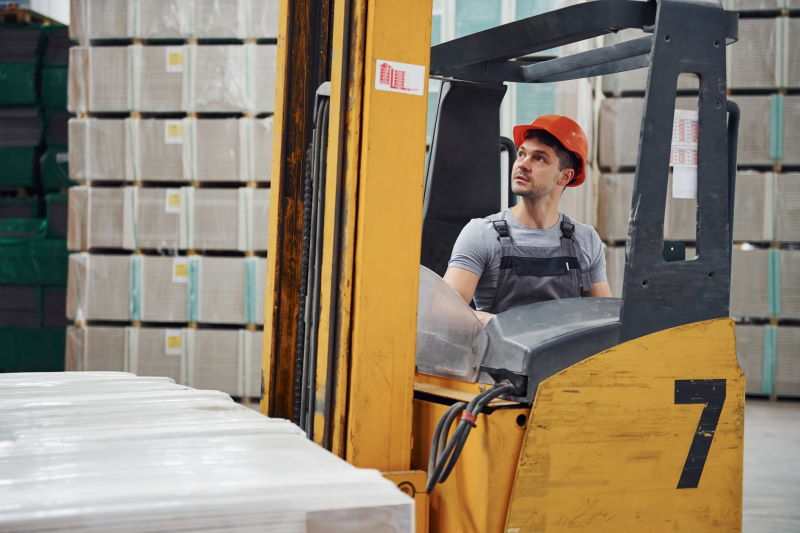 What Are Some Basic Forklift Safety Rules?
